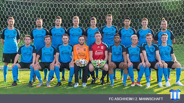 2. Mannschaft FC Aschheim
