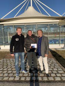 Matthias Trägner, Philip Nolte, Herbert Lämmer